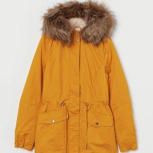 Mustard Yellow Coat